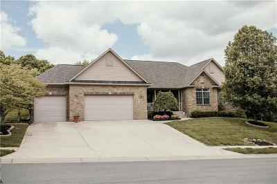 Plainfield IN Single Family Home For Sale: $425,000