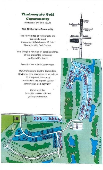 Edinburgh Residential Lots & Land For Sale: 00 Independence Drive