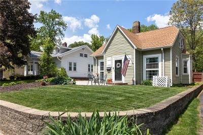 Butler Tarkington Single Family Home For Sale: 36 West 49th Street