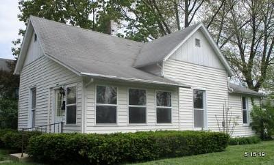 Anderson Single Family Home For Sale: 814 Cottage Avenue