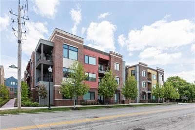 Indianapolis Condo/Townhouse For Sale: 622 East 10th Street #209