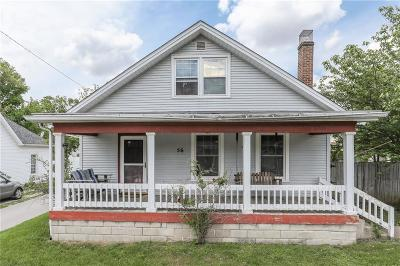 Franklin Single Family Home For Sale: 56 Central Avenue