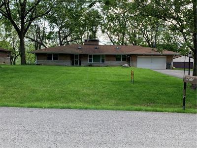 Single Family Home For Sale: 4400 Linton Lane