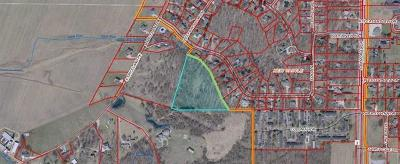 Henry County Residential Lots & Land For Sale: 0000 South Spiceland Pike