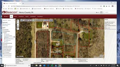 Henry County Residential Lots & Land For Sale: West Redelman Lake Road