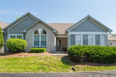 Marion County Condo/Townhouse For Sale: 5713 Quail Pointe Lane