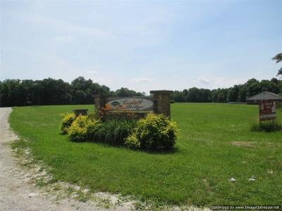 Martinsville Residential Lots & Land For Sale: 3861 North Kindred Ridge