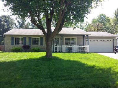 Marion County Single Family Home For Sale: 2805 Grassy Creek Drive