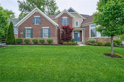 Fishers Single Family Home For Sale: 14684 Wedgestone Court