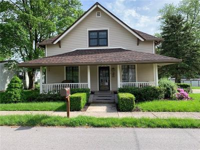 New Palestine Single Family Home For Auction: 17 East Mill Street