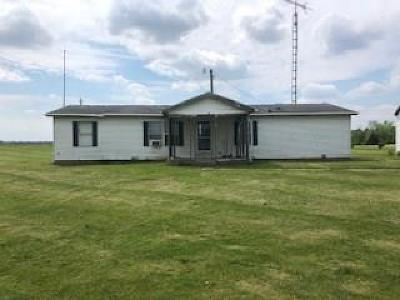 Decatur County Single Family Home For Sale: 5223 South County Road 695 W