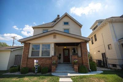 Fall Creek Place Single Family Home For Sale: 651 East 23rd Street