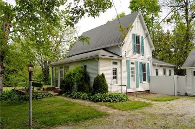 Marion County Single Family Home For Sale: 7135 Purdy Street