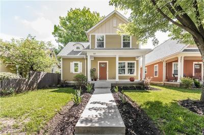 Marion County Single Family Home For Sale: 519 Jefferson Avenue N