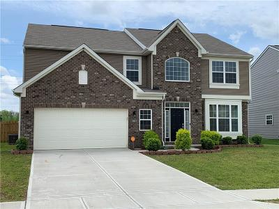 Marion County Single Family Home For Sale: 4629 Creighton Lane