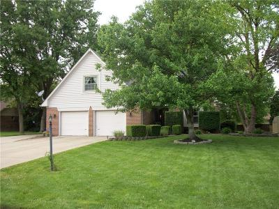 Whiteland Single Family Home For Sale: 6 Marley Court