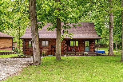 Heritage Lake Single Family Home For Sale: 114 Mill Springs