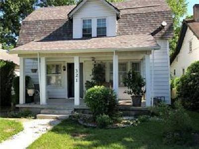 Marion County Single Family Home For Sale: 321 West 41st Street
