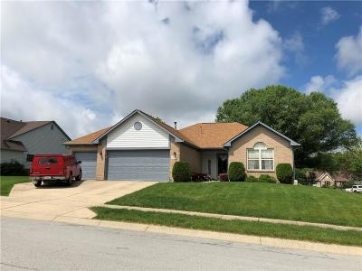 Avon IN Single Family Home For Sale: $224,900