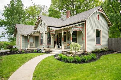 Danville Single Family Home For Sale: 159 North Kentucky Street