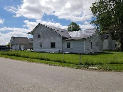 Decatur County Single Family Home For Sale: 1010 South 850 Road W