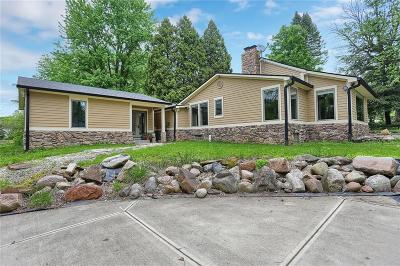Cicero Single Family Home For Sale: 22510 Gifford Avenue