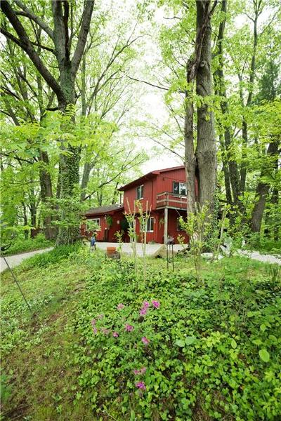 Single Family Home For Sale: 634 West State Road 45