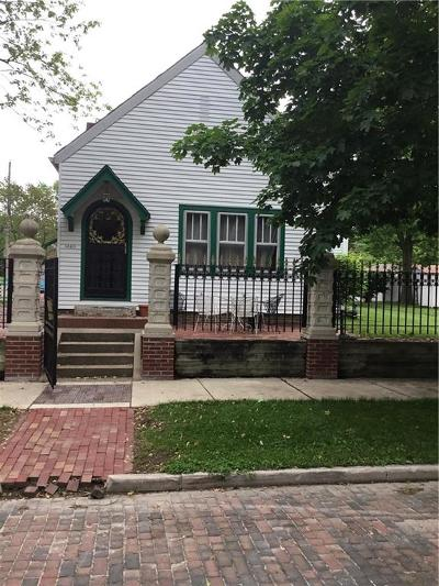 Noblesville Single Family Home For Sale: 1460 Logan St