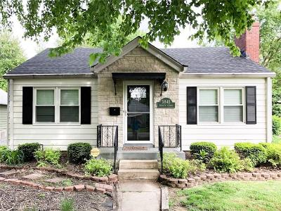 Indianapolis Single Family Home For Sale: 5845 Rosslyn Avenue