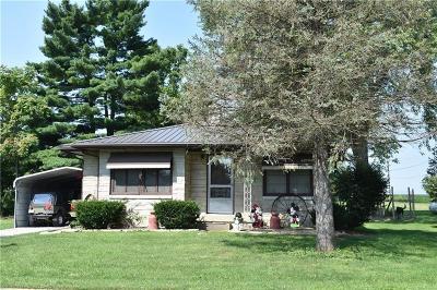 Hendricks County Single Family Home For Sale: 8044 Hadley Street