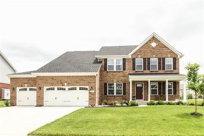 Greenwood Single Family Home For Sale: 1811 Windborne Lane