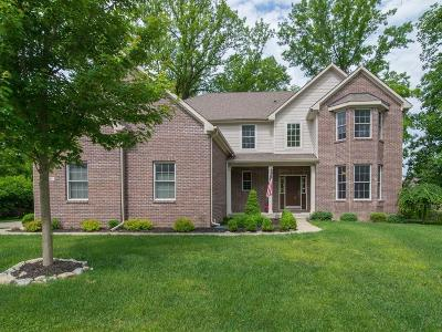 McCordsville Single Family Home For Sale: 6659 West Silverthorne Drive