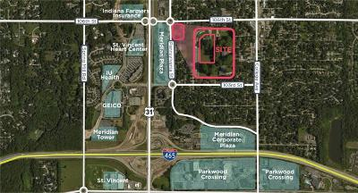 Indianapolis Commercial Lots & Land For Sale: 103 East 106 Street