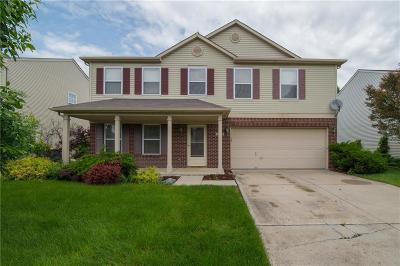 Fishers Single Family Home For Sale: 10038 Orange Blossom