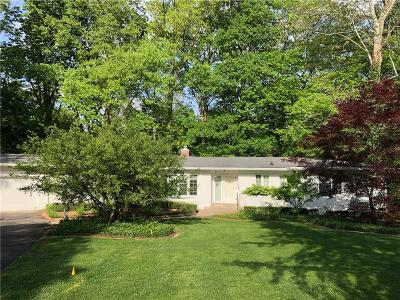 Indianapolis Single Family Home For Sale: 7909 Ridge Road