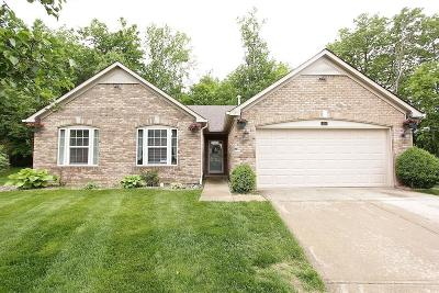 New Palestine Single Family Home For Sale: 4124 South Turning Leaf Court