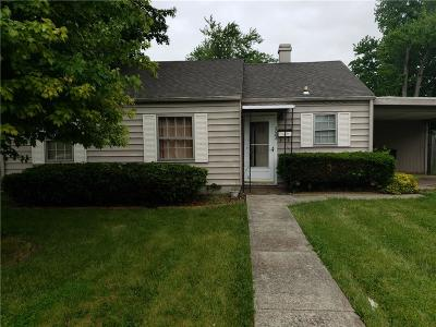 Delaware County Single Family Home For Sale: 2004 East 26th Street