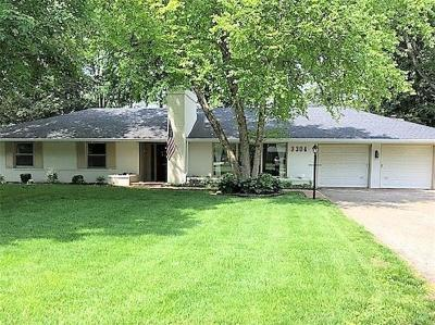 Columbus Single Family Home For Sale: 3304 Grove Parkway