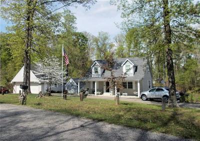North Vernon Single Family Home For Sale: 1738 Heathglen Circle