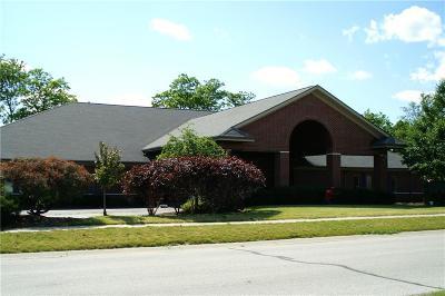 Avon Commercial For Sale: 7754 Cobblesprings Drive