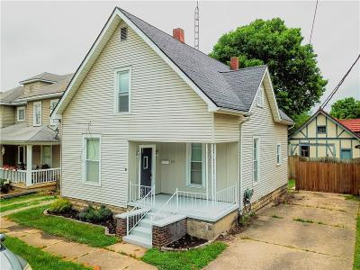 Henry County Single Family Home For Sale: 1216 Lincoln Avenue