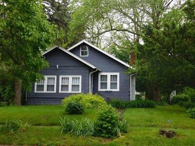 Delaware County Single Family Home For Sale: 314 South College Avenue