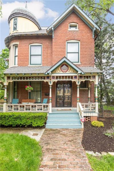 Indianapolis Single Family Home For Sale: 1226 Broadway Street