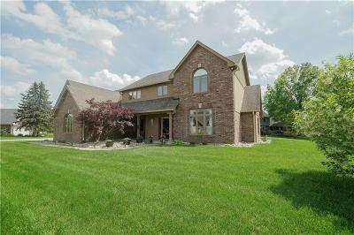 Greenwood Single Family Home For Sale: 4915 Brentridge Parkway