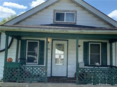 Anderson Single Family Home For Sale: 4203 Delaware Street