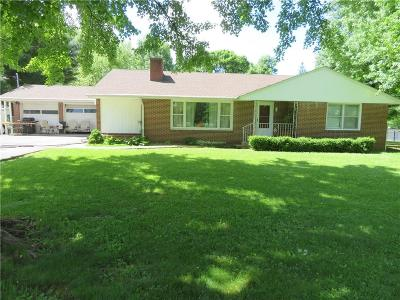 Montgomery County Single Family Home For Sale: 2359 West Rock River Ridge Road