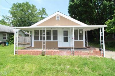 Anderson Single Family Home For Sale: 2114 West 8th Street