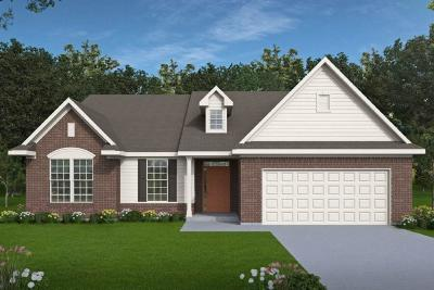 Noblesville Single Family Home For Sale: 18640 Fairway Drive