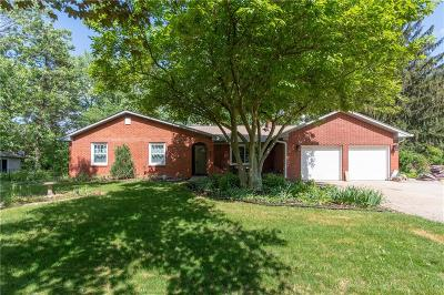 Greenwood Single Family Home For Sale: 763 Leisure Lane