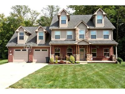 Mooresville Single Family Home For Sale: 6801 East Rolling Valley Court